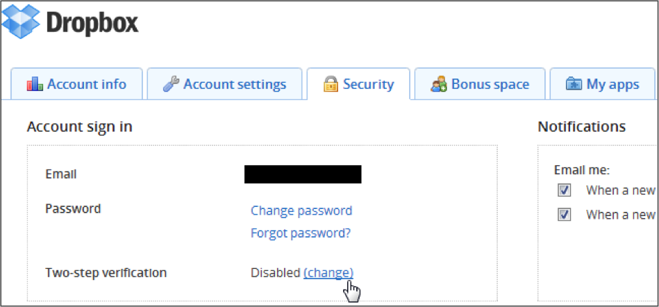 Dropbox-account-sign-in