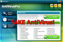 Falso Software Anti-Virus: Cos'è questo?