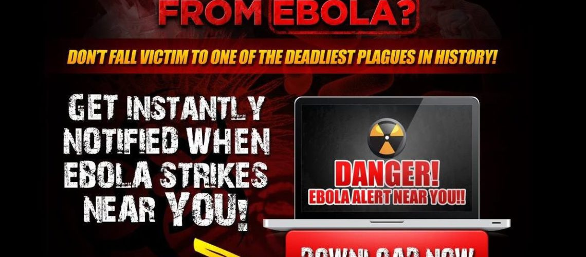 Numerous Scams for Ebola Fundraising (Update 2019)