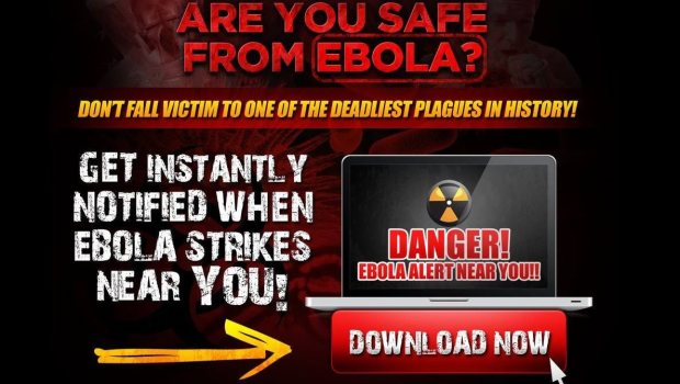 Numerous Scams for Ebola Fundraising