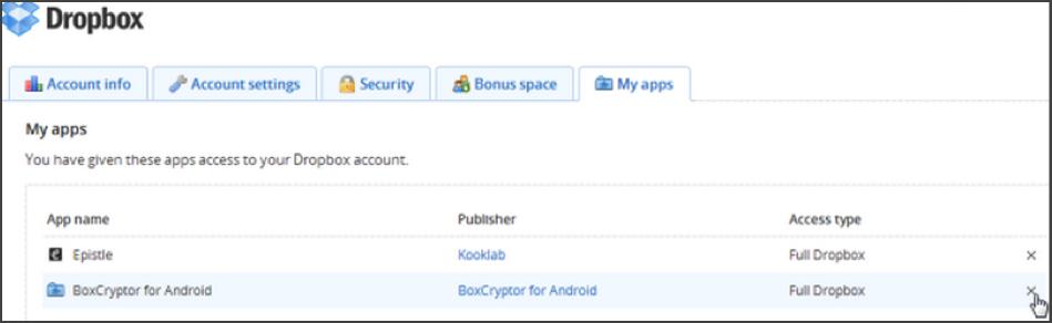 compte-info-Dropbox