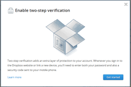 Dropbox Security Lessons – How to Protect Your Account Best