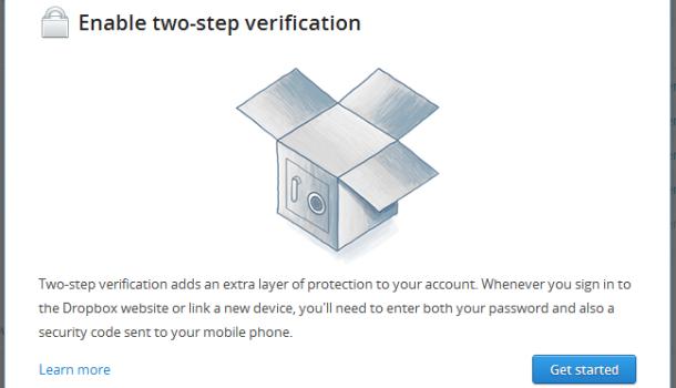 Dropbox sicurezza Lessons - Come proteggere il vostro Account migliore