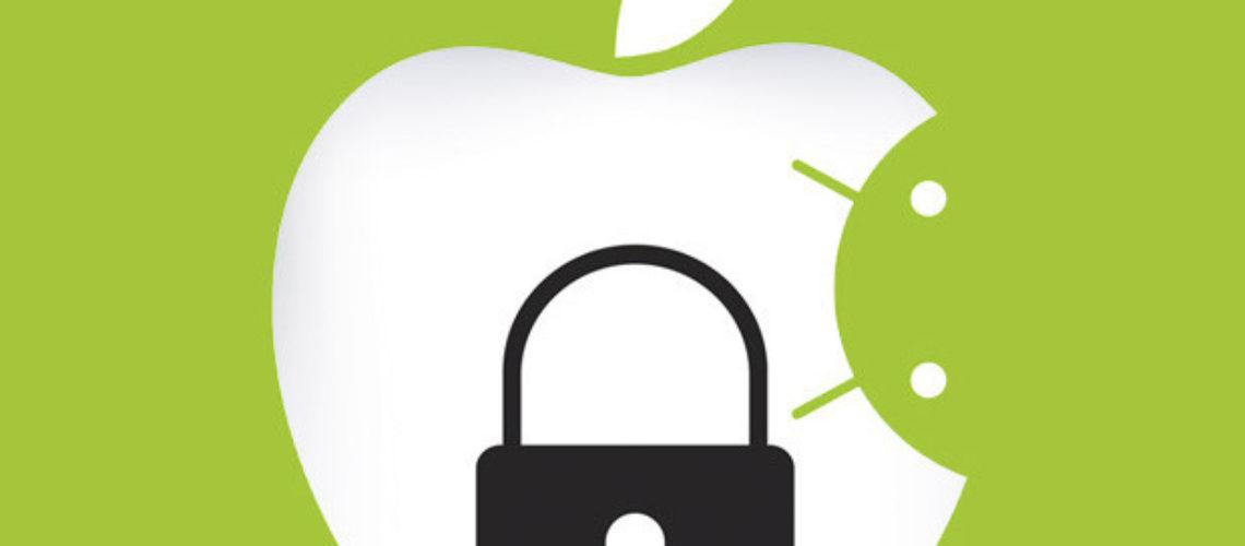 Använd 802.1X att säkra Apple & Android mobila enheter