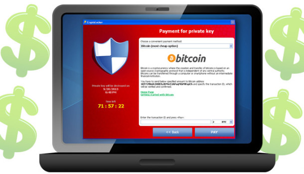 CryptoLocker Lokaliseret Version angreb Japan