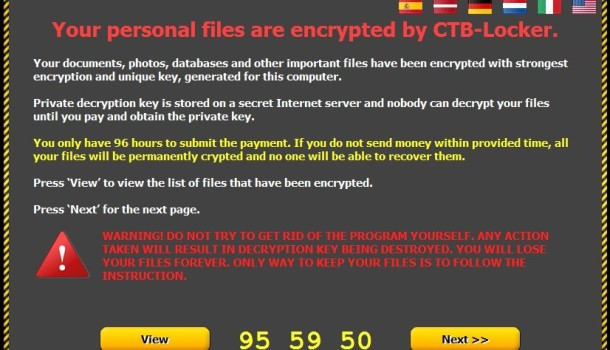 File-Encryption Malware Tricks Users Masked as Google Chrome Update