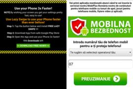 Google Play applications Avec Adware agressif