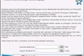 """Remove """"Windows Genuine Advantage"""" Ransomware? (Removal Guide)"""