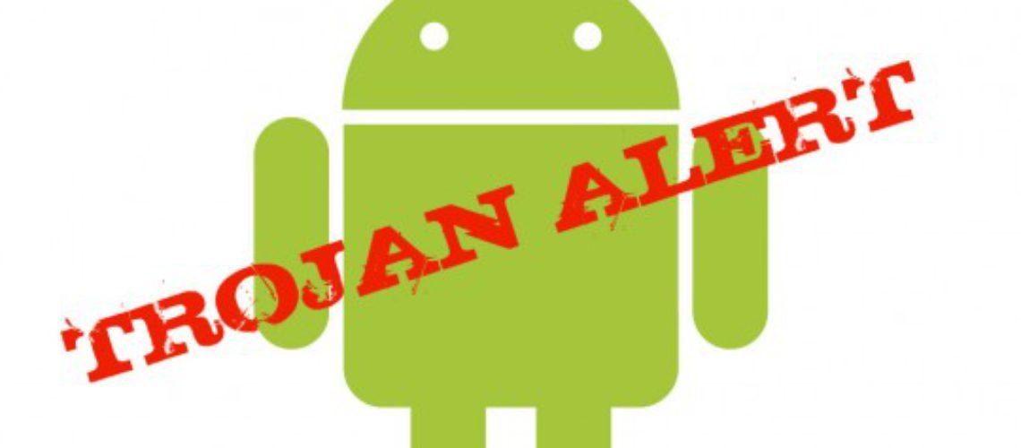 Trojan.Spy.FakeBank Mål Android-brugere