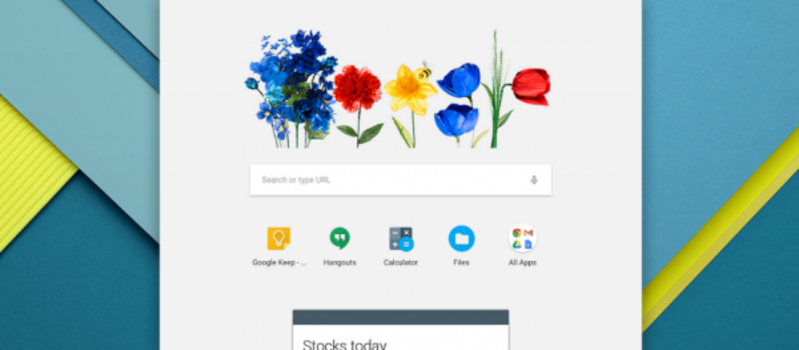 Chrome App Launcher 2.0 Met ingebouwde Google Now