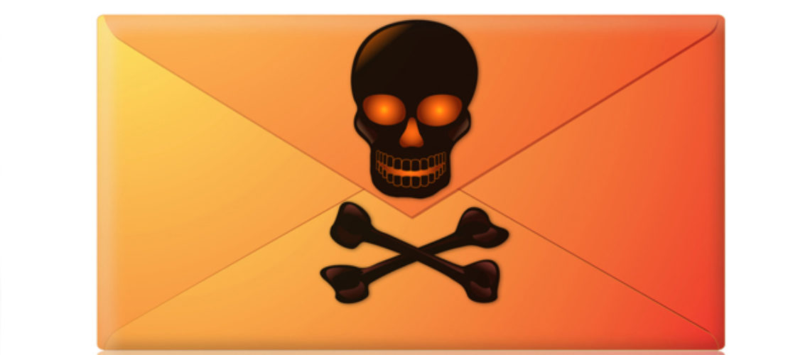 Barely Detectable Malware Dropped by Malicious Emails