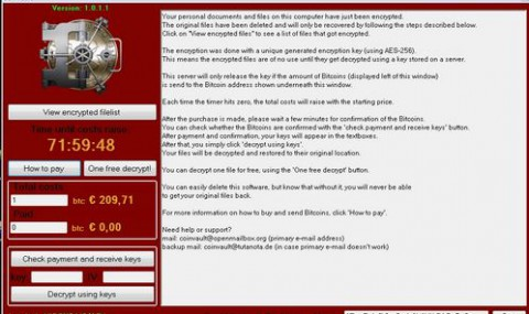 How to Remove Ransom:MSIL/Vaultlock.A and Avoid Paying the Ransom
