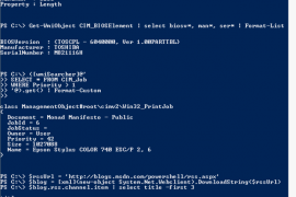 Phasebot Fileless Malware Employs Microsoft PowerShell Tool