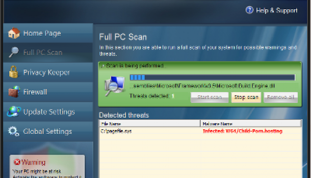 Remove Antivirus Pro 2017 rogue program immediately