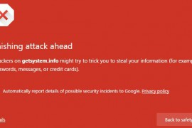 Why you need to remove Getsystem.info adware