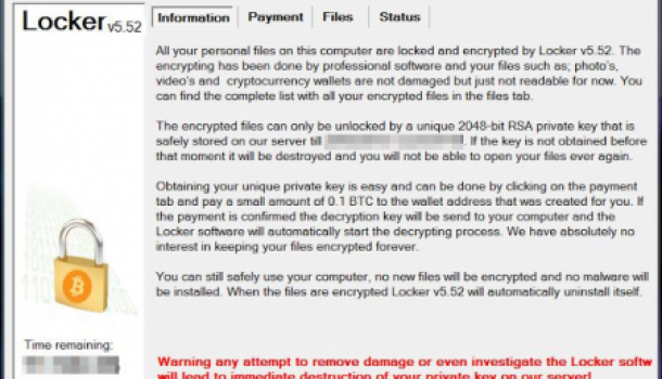 How to remove Locker without paying the ransom
