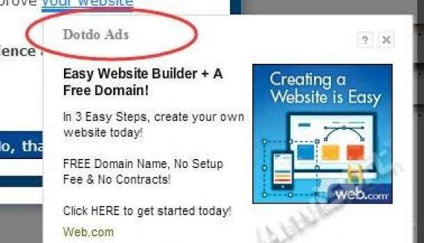 Remove Ads by Dotdo Completely