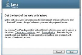 Yahoo Replaces Ask in Java Updater (2019)
