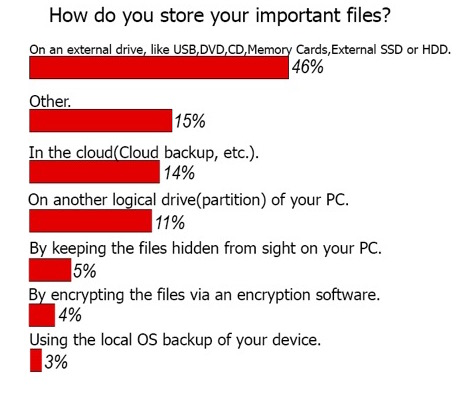 how-do-you-store-your-important-files